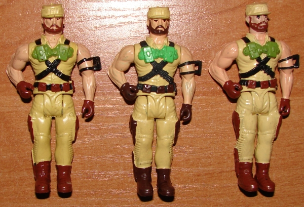 kolekcjoner gi joe - polish bootleg figures