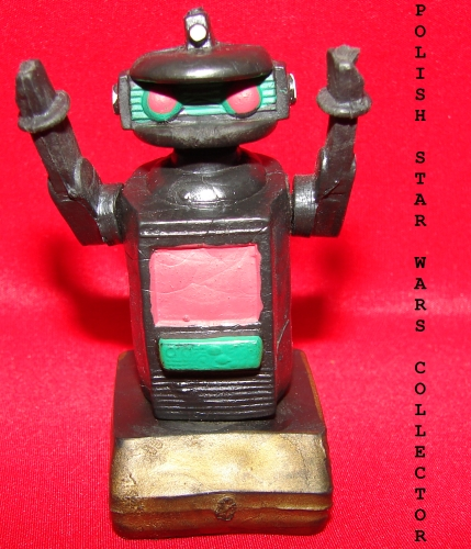 Lost In Space Polish Bootleg Figure