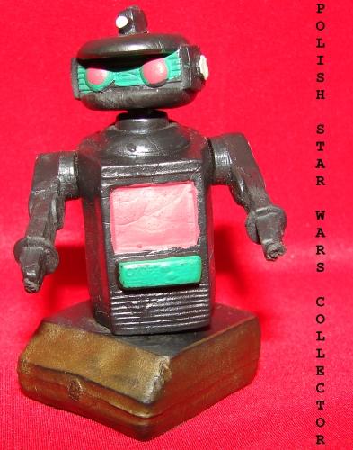 Lost In Space Polish Bootleg Figure
